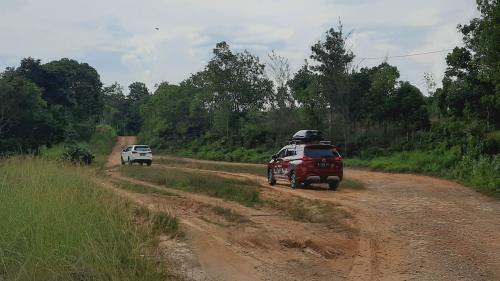 Okezone pun mengikuti serunya Cerita Livina Jalan-Jalan Bersama Nissan ke Ibu Kota Baru.