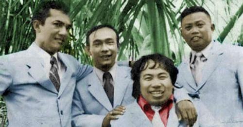 Ateng mulai terkenal setelah bergabung dengan grup lawak Kwartet Jaya. (Foto: IST)