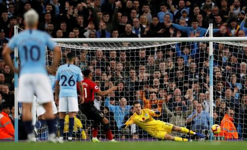 Manchester City vs Manchester United (Foto: Premier League)