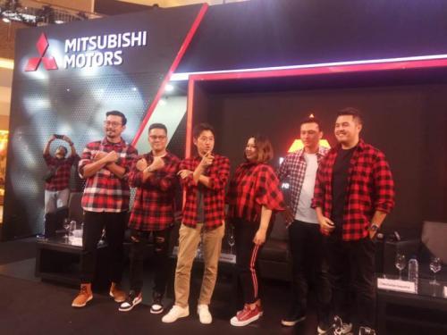 Mitsubishi Xpander digital campagne
