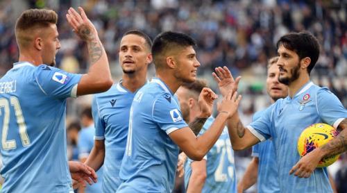 Lazio hanya berjarak lima poin dengan pemuncak klasemen (Foto: Lazio)