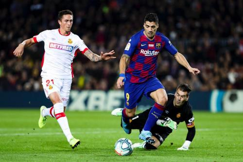 Barcelona vs Real Mallorca