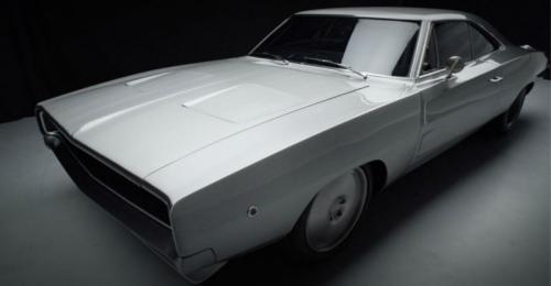 Vin Diesel lelang mobil