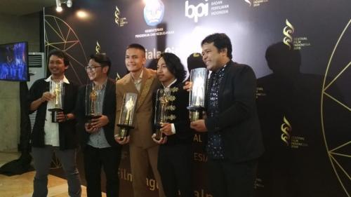 Kucumbu Tubuh Indahku di FFI 2019