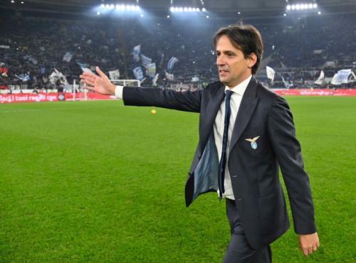 Simone Inzaghi ingin Lazio lebih ambisius (Foto: Twitter/Lazio)