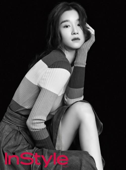 Seo Ye Ji digaet tvN untuk menemani Kim Soo Hyun bintangi Psycho But It's Okay. (Foto: InStyle)