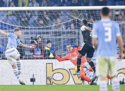 Lazio vs Juventus (Foto: Juventus)