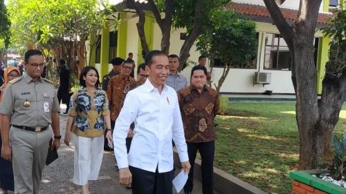 Presiden Joko Widodo (Jokowi). (Foto : Okezone.com/Fakhrizal Fakhri)