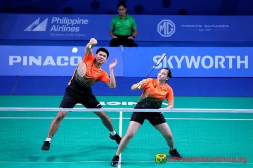 Praveen/Melati SEA Games 2019