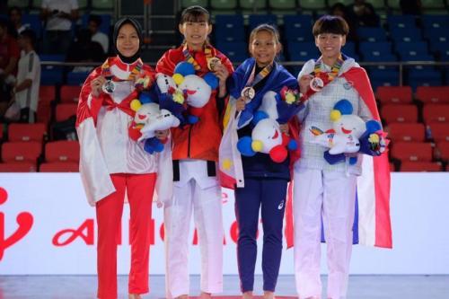 Taekwondo Indonesia (Foto: Istimewa)