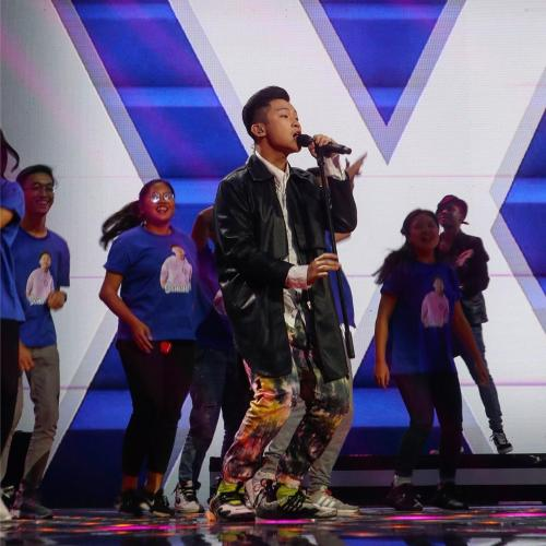 Samuel Indonesian Idol 2019