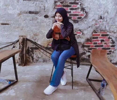Wina Mardiani (20), Mahasiswi Universitas Bengkulu yang Ditemukan Tidak Bernyawa (foto: Dokumentasi Keluarga)