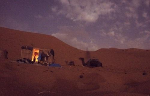 haus di padang pasir