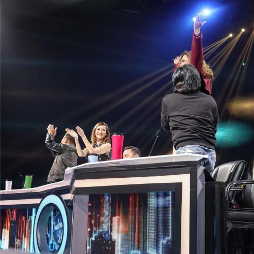 Maia Estianty standing ovation
