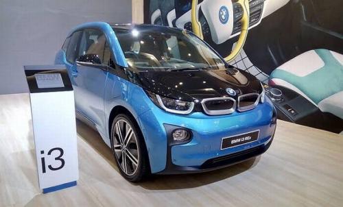 Mobil BMW i3
