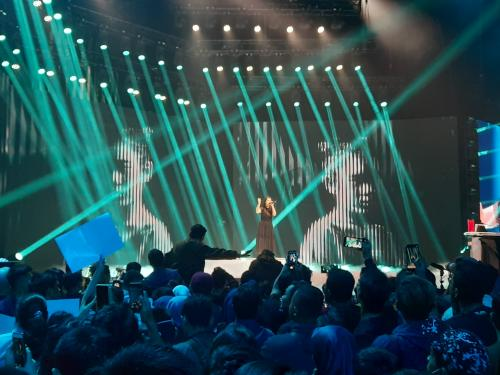 Ziva, di Indonesian Idol