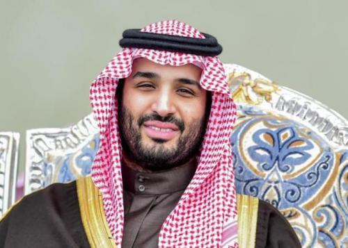 Mohammed Biin Salman (Foto: Istimewa)