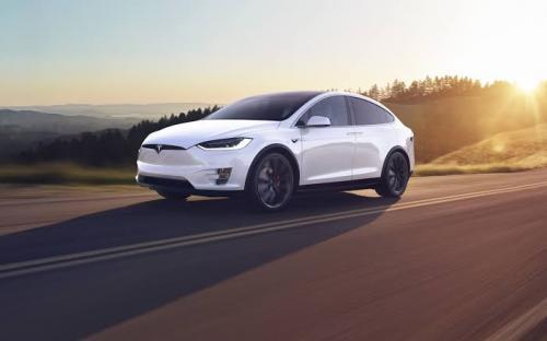 Mobil listrik Model X