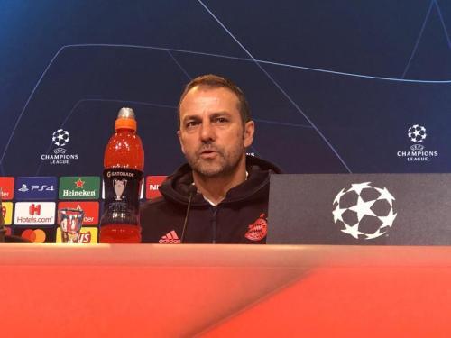 Pelatih Bayern Munich, Hansi Flick
