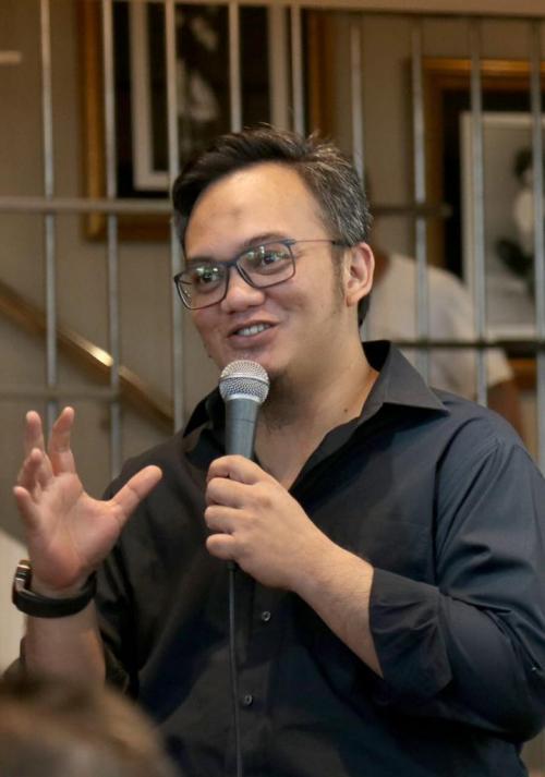 Willy Hidayat, penyelenggara The Ace Indonesia