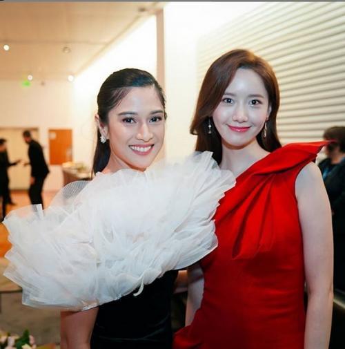 Dian Sastrowardoyo dan Yoona