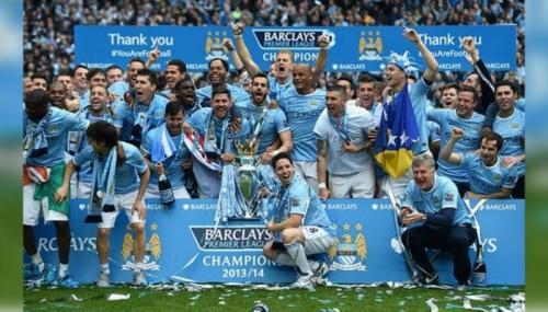 Man City raih Trofi Liga Inggris pada 2013-2014