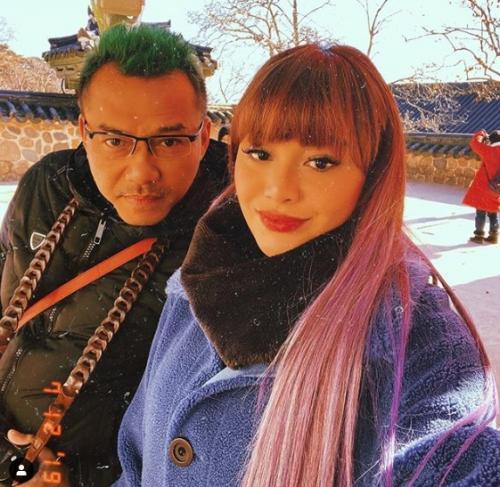 Aurel dan Anang Hermansyah