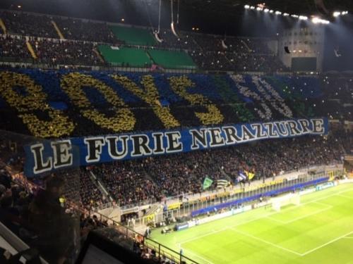 Fans Inter Milan