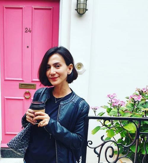 Wanda Hamidah mengaku sudah cukup dengan kehidupan romansanya. (Foto: Instagram/@wanda_hamidah)