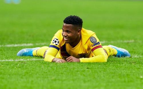 Ansu Fati (Foto: UEFA)