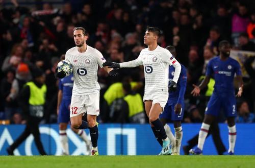 Chelsea vs Lille (Foto: UEFA)