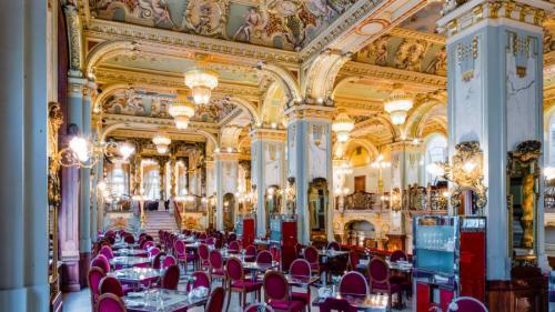 New York Cafe di Budapest