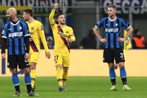 Inter Milan vs Barcelona (Foto: UEFA)