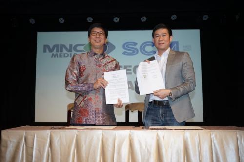 MNC Media dengan SCMA