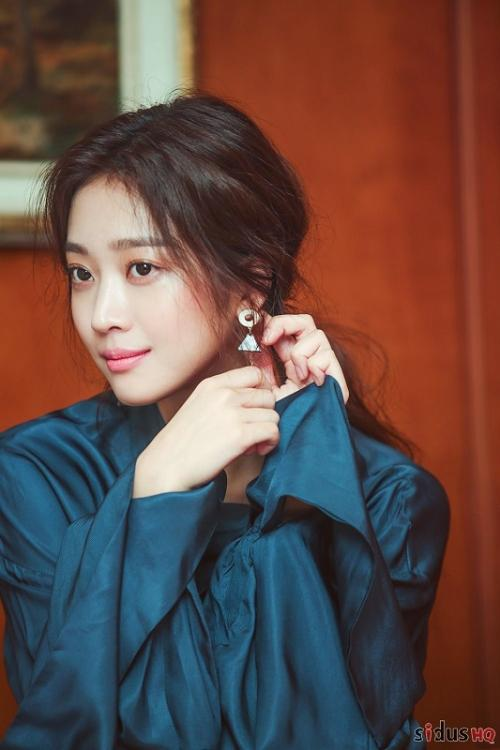 Jo Bo Ah ditawari untuk membintangi Tale of Gumiho bersama Lee Dong Wook. (Foto: SidusHQ)