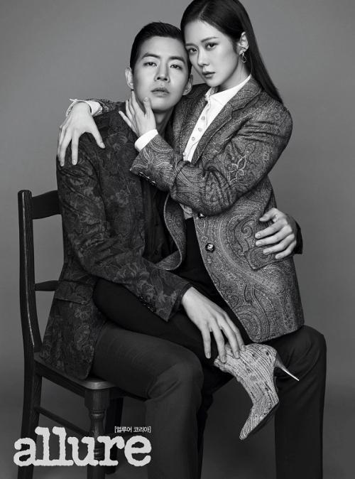 Lee Sang Yoon berperan sebagai suami Jang Nara yang berselingkuh dalam VIP. (Foto: Allure)