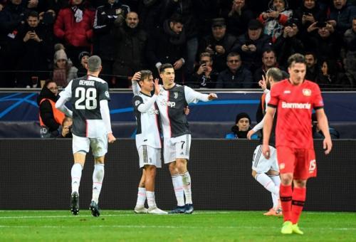 Juventus dipuji Rudi Garcia memiliki pertahanan yang kuat (Foto: UEFA)