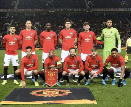 Pasukan Manchester United