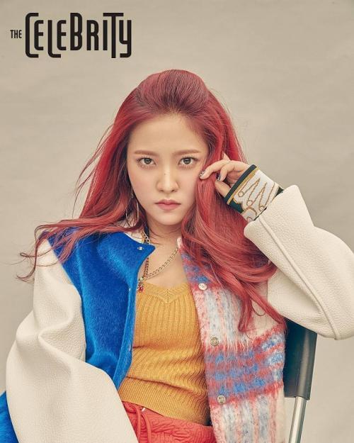 Yeri Red Velvet mengungkapkan rahasianya untuk tetap bahagia dan terlepas dari depresi. (Foto: THE CELEBRITY)