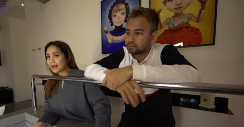Nagita Slavina dan Raffi Ahmad