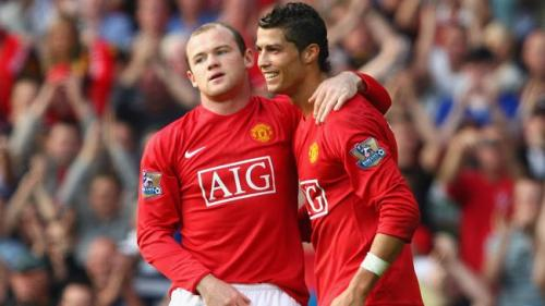 Cristiano Ronaldo menuai sukses di Man United