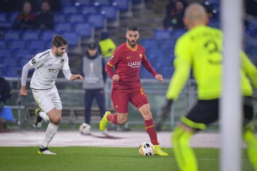 AS Roma vs Wolfsberger
