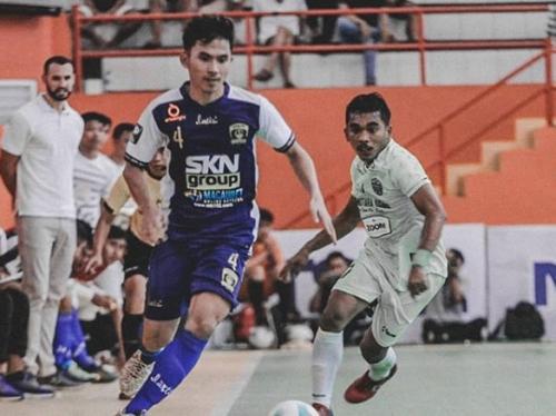 SKN FC Kebumen menang 4-2 atas Mutiara Surabaya (Foto: Instagram)