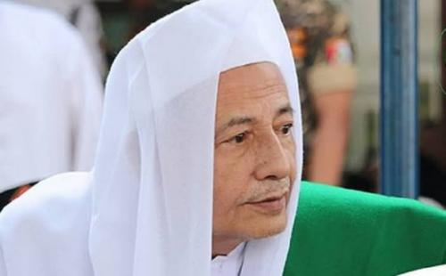 Habib Luthfi Bin Yahya Ulama Segudang Kegiatan Yang Menjabat Wantimpres Okezone Nasional