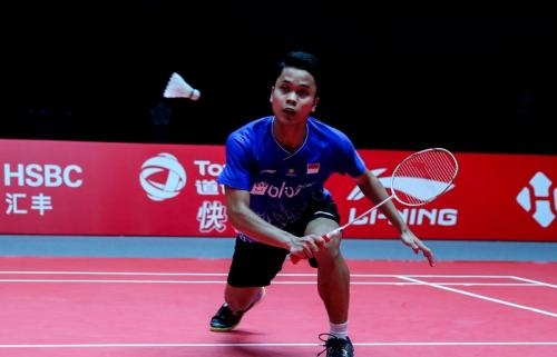 Anthony Sinisuka Ginting