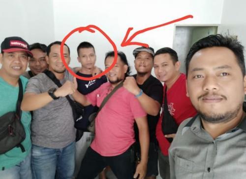 Kabur dari Tahanan Polresta Malang, Bayu Akhirnya Ditangkap (foto: Ist)
