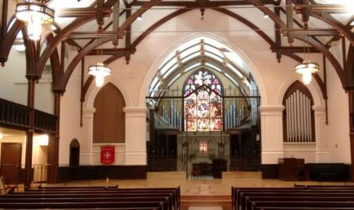 gereja di Washington DC