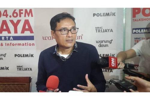 Politikus PKS Suhud Aliyudin. (Foto : Sindo)