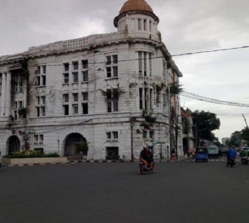 ilustrasi Batavia