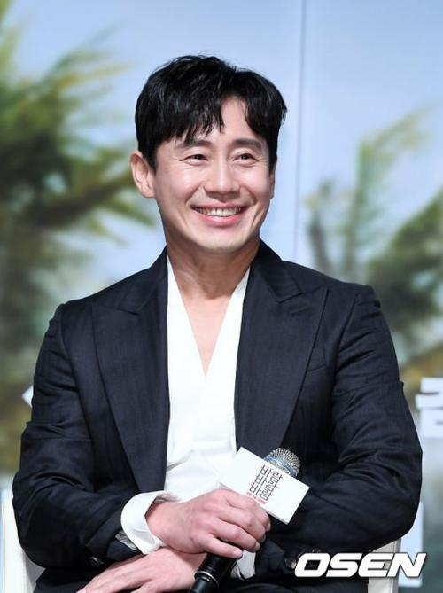 Shin Ha Kyun. (Foto: Osen)